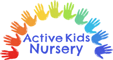 Active Kids Nursery Logo
